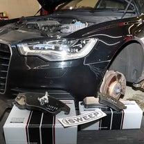 Audi A6 quattro/車検!の記事に添付されている画像