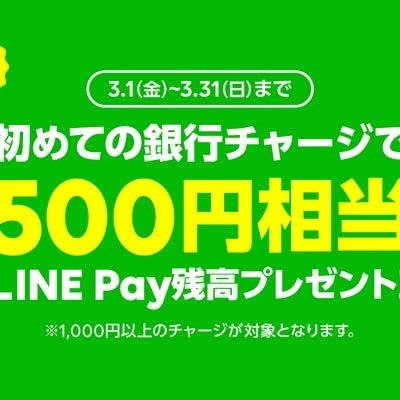 LINE Payの記事に添付されている画像