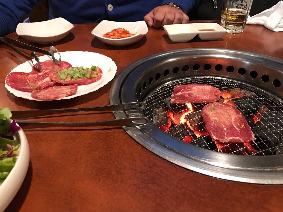 焼き肉×オーダースーツ