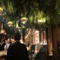 マドリッドで今話題のレストランAmazónicoの記事に添付されている画像