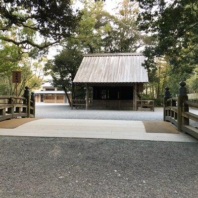伊勢神宮参拝(11)皇大神宮 大山祇神社 子安神社の記事に添付されている画像