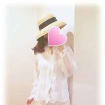 新作着画♡リラックス&エレガント♡マキシ丈フラワーレース&アネットの記事に添付されている画像