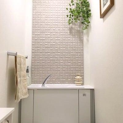 トイレにドライフラワーの記事に添付されている画像