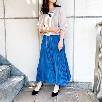 2019春夏のトレンド!人気のプリーツスカーチョ再入荷!!の記事に添付されている画像