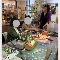横浜ディスプレイミュージアム店頭レッスン♪の記事に添付されている画像