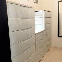 ウォークインクローゼットの断捨離と収納方法の記事に添付されている画像