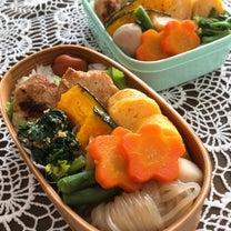 今週のお弁当〜♪の記事に添付されている画像