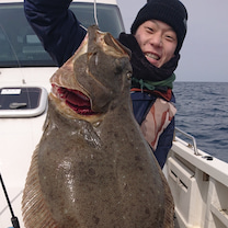 鯛に平目の記事に添付されている画像