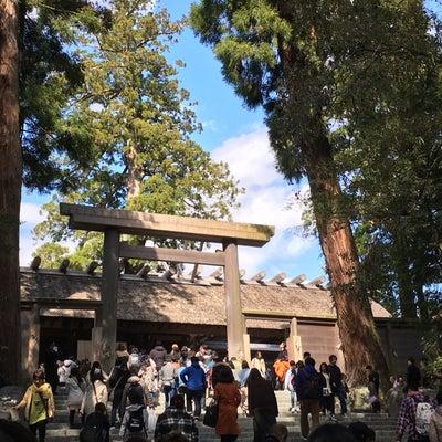 伊勢神宮へ行って来ました。の記事に添付されている画像
