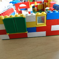 レゴの記事に添付されている画像