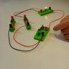 電気回路の画像