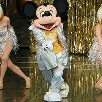 今日のワンマンのミッキー&ミニーの記事に添付されている画像