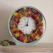 【ご感想】友人も花時計の優しそうな&春らしい色味に満足していました♡の記事に添付されている画像
