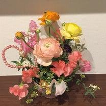 花の魅力の記事に添付されている画像