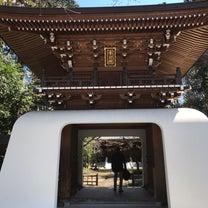 なかなか中には入れない。調布市の「三栄山 大正寺」の記事に添付されている画像