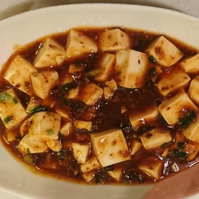 あの麻婆豆腐を作ってみた。の記事に添付されている画像