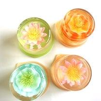 【広島*東広島】おすすめ♡これからの季節に可愛いフラワーゼリー♪の記事に添付されている画像