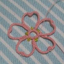 桜モチーフ第二弾の記事に添付されている画像