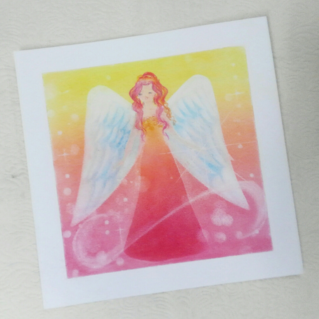 私色の天使