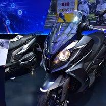 2019年東京モーターサイクルショーの記事に添付されている画像