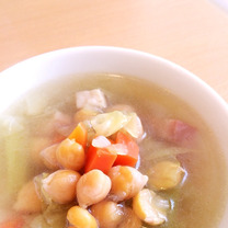 nicomoのウリはスタッフ!と明日からのスープの記事に添付されている画像