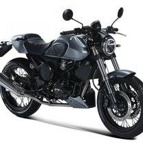 タイのバイクメーカーGPXが販売スタートの記事に添付されている画像