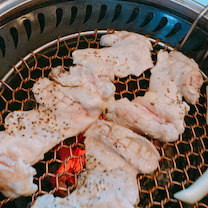 韓国焼き鳥の名店の記事に添付されている画像