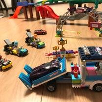 ひたすらレゴ遊びの記事に添付されている画像