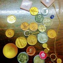大量入荷 EXPO70 日本博覧会 大阪万博 メダル バッジ 途中下車 散歩 ぶの記事に添付されている画像
