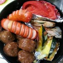夕飯と(๑˙灬˙๑)お弁当の記事に添付されている画像
