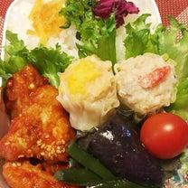 ☆~おべんとう~☆ ヤンニョムチキン・焼売の記事に添付されている画像