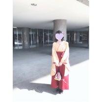 次女の卒業式と「楽な着付けとしんどい着付け」の記事に添付されている画像