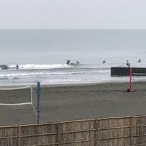 今日の鵠沼海岸 波情報の記事に添付されている画像