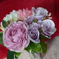 お花の瓶大活躍。雨雨雨~の記事に添付されている画像