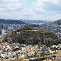 3/25 姫路城からみた男山の記事に添付されている画像