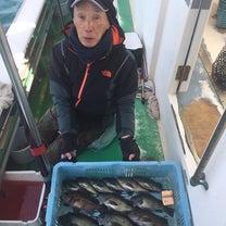 仙正丸3/26(火)朝便メバル釣り釣果情報の記事に添付されている画像