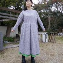 マシュカシュ花柄ワンピ!の記事に添付されている画像