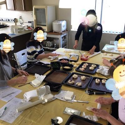 誕生日はパン教室♡の記事に添付されている画像