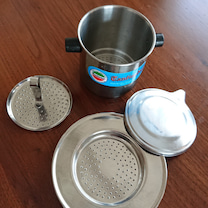 ベトナムコーヒーの淹れ方の記事に添付されている画像