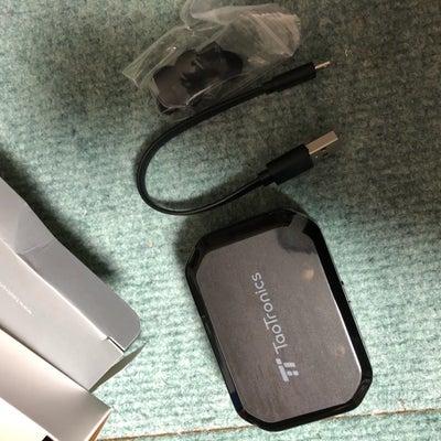 TaoTronics ワイヤレスイヤホン Bluetoothの記事に添付されている画像