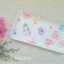 【募集中】春を彩るお花いっぱいのプレート・グラスセットが作れちゃう!相模大野駅での記事に添付されている画像