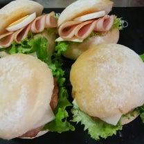【お弁当】 ハンバーガーの記事に添付されている画像