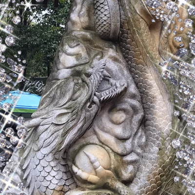 不思議体験日記(龍神に関する質問を 直接 龍神に聞いてみました …質疑応答コーナの記事に添付されている画像