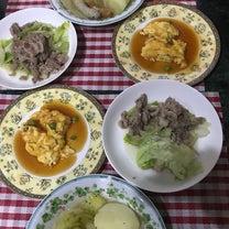 今夜のおうちごはん♡豚肉のレタス炒めの記事に添付されている画像
