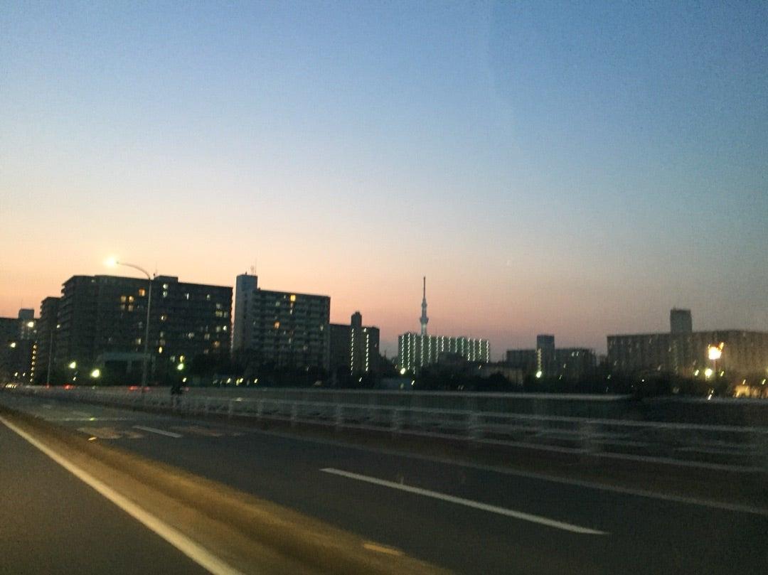 TOKYO  Night  drive