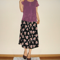 Today's outfit♡の記事に添付されている画像