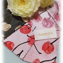 キュートなチェリーシリーズ♡ワンピース&スカート展開♡Annetteの記事に添付されている画像