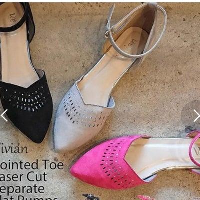 一目惚れの靴の記事に添付されている画像