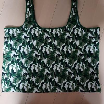 手縫いのエコバッグの記事に添付されている画像