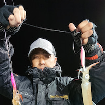 3月26日(火) 半夜ヤリイカ便の記事に添付されている画像